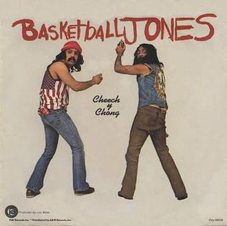 Basketball Jones featuring Tyrone Shoelaces - Image: Basketball Jones single