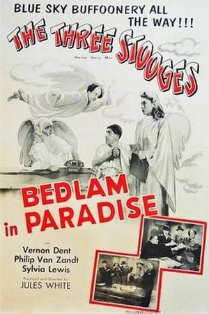Bedlam in Paradise - Image: Bedlamparadise