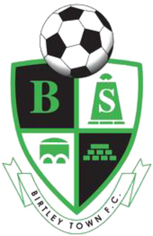 Birtley Town F.C. - Image: Birtley Town F.C. logo