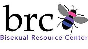 Bisexual Resource Center - Bisexual Resource Center (BRC) Logo