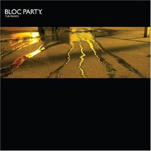 The Prayer (Bloc Party song) - Image: Bloc Party The Prayer