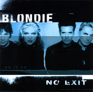 No Exit (Blondie album) - Image: Blondie No Exit