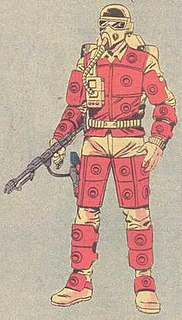 Blowtorch (<i>G.I. Joe</i>) fictional character from the G.I. Joe: A Real American Hero toyline, comic books and animated series