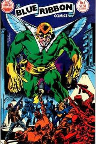 Blue Ribbon Comics - Image: Blue Ribbon Comics 2 1