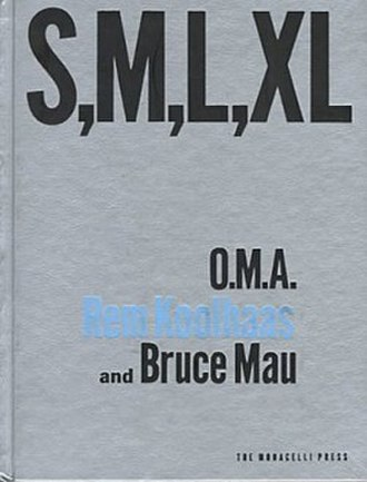 S,M,L,XL - Book cover of S,M,L,XL