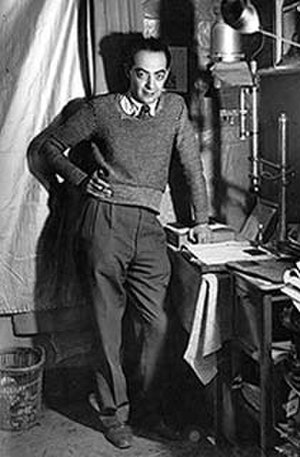 Brassaï - Self-photoportrait of Brassaï