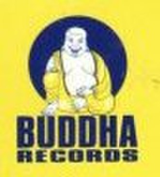 Buddah Records - Reissue logo for Buddha Records
