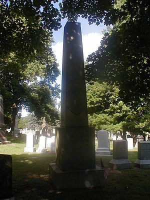 Henry Burbeck - Image: Burbeck memorial