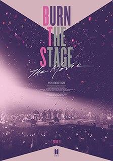 <i>Burn the Stage: The Movie</i> 2018 South Korean film