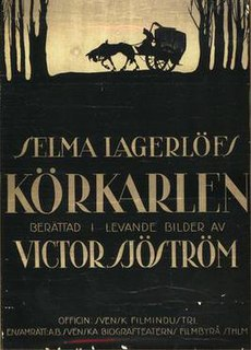 <i>The Phantom Carriage</i> 1921 film by Victor Sjöström