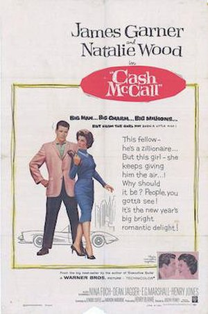 Cash McCall - Theatrical release poster