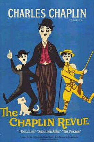 The Chaplin Revue - Image: Chaplin Revue