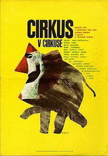 <i>Circus in the Circus</i> 1976 film