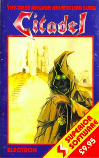 Citadel (video game) - Image: Citadel (Superior Software) cover