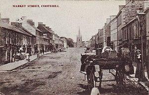 Market Street, Cootehill 1905