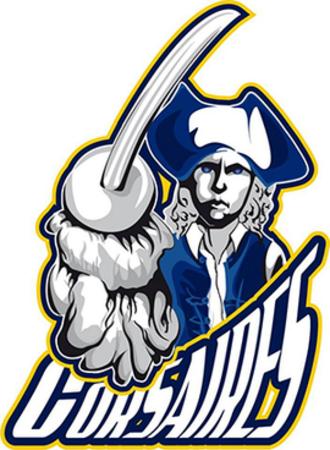 Corsaires de Dunkerque - Previous logo