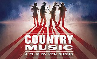 <i>Country Music</i> (miniseries) American documentary television series