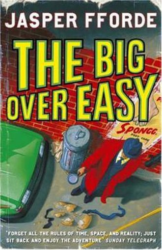 The Big Over Easy - First edition (UK)