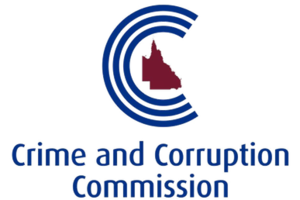 Crime and Corruption Commission - Image: Crime and Corruption Commission logo