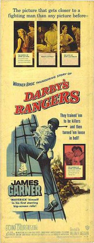 Darby's Rangers - Original film poster