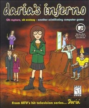 Daria's Inferno - Cover art of Daria's Inferno