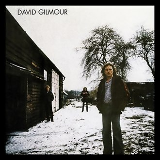 David Gilmour (album) - Image: David Gilmour self titled