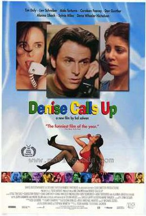 Denise Calls Up - Image: Denise Calls Up poster