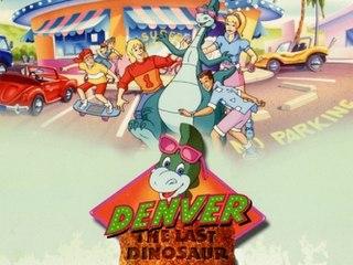 <i>Denver, the Last Dinosaur</i> American animated television series