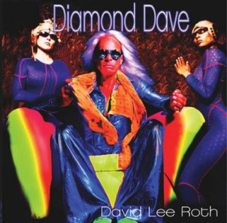 Diamond Dave (album) - Image: Diamond Dave (cover art)