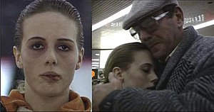 Diane Butcher - Diane contacts her father Frank after being missing for three months. He collects her at King's Cross station (1990).