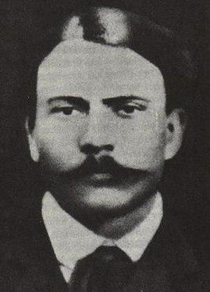 Dino Campana - Image: Dino Campana 1909