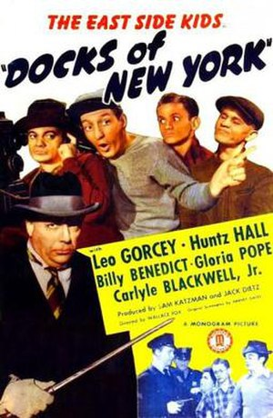 Docks of New York - Image: Docks of New York Film Poster
