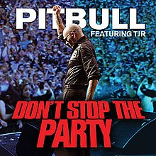 Dont Stop The Party Pitbull Song Wikipedia