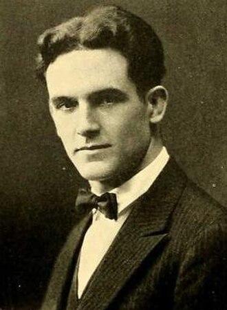 Don Peden - Peden from 1925 Athena
