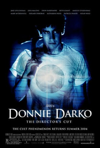 Donnie Darko: The Director's Cut - Theatrical release poster