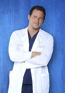 Alex Karev fictional character from the television show Greys Anatomy