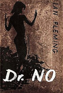 <i>Dr. No</i> (novel) 1958 novel by Ian Fleming