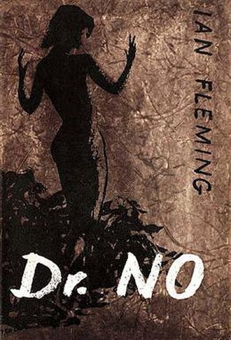 Dr. No (novel) - First edition cover