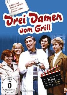 <i>Drei Damen vom Grill</i> 1976-1991 German television series