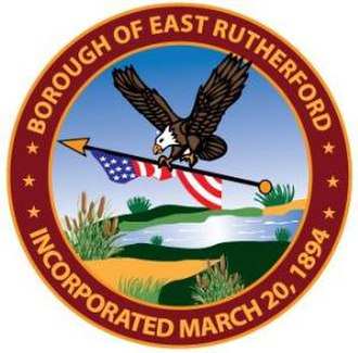 East Rutherford, New Jersey - Image: East Rutherford Seal