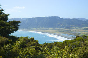 East Cape - Image: East Cape NZ n