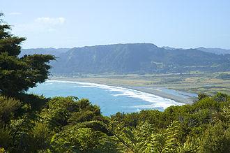 East Cape - Image: East Cape NZ n