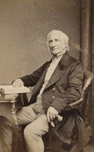 Edward Sabine - Image: Edward Sabine 1860s