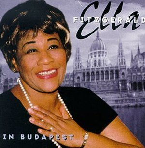 Ella in Budapest - Image: Ellain Budapest