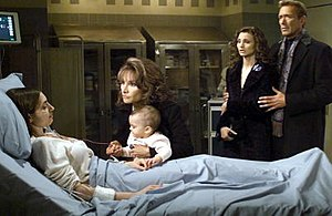 Miranda Montgomery - Erica tries to awaken Bianca from her coma by having Miranda around her.