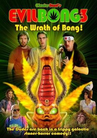 Evil Bong 3D: The Wrath of Bong - Image: Evil Bong 3D The Wrath of Bong