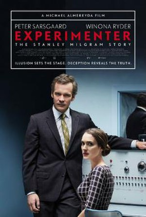 Experimenter (film) - Theatrical release poster