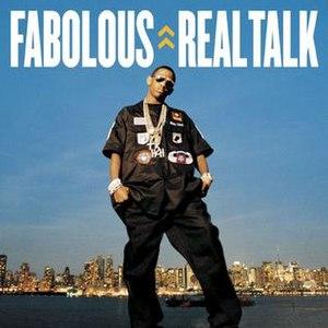 Real Talk (Fabolous album) - Image: Fabolous RT
