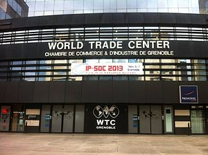 World Trade Center of Grenoble - Convention Center of the WTC Grenoble
