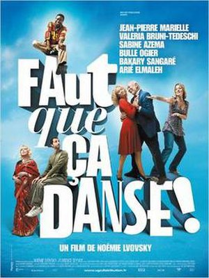 Let's Dance (2007 film) - Film poster
